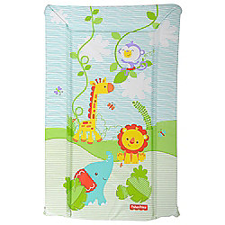 Fisher Price Changing Mat (Rainforest Friends)