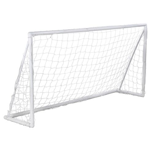 Activequipment Plastic Football Goal, 8ft