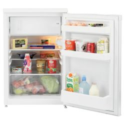 Beko RA610W Upright Fridge, Capacity 101 Litres, Energy Rating A, White
