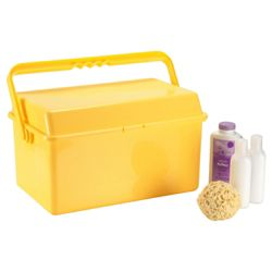 Tesco Bath Time Nursery Storage Box