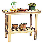 Plum Products Ltd Wooden Staging Table