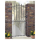 Burbage Manor Ball Tall Single Metal Gate MA32