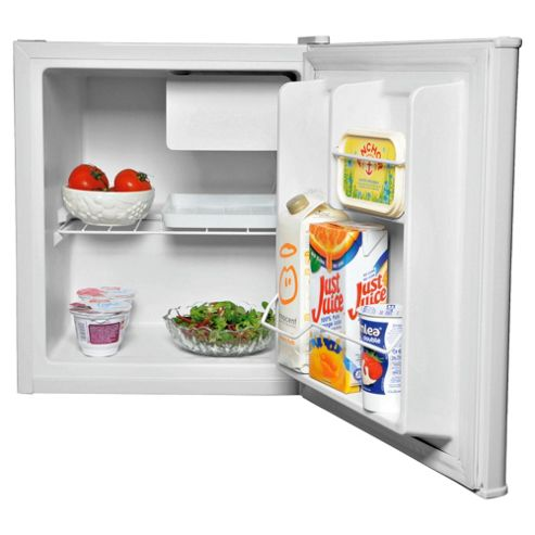Fridgemaster MTRR49TTA Table Top Fridge, Capacity 49 Litres, Energy Rating A, Width 44.0cm. White