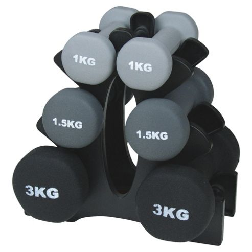 One Body 11kg Dumbbell Tree