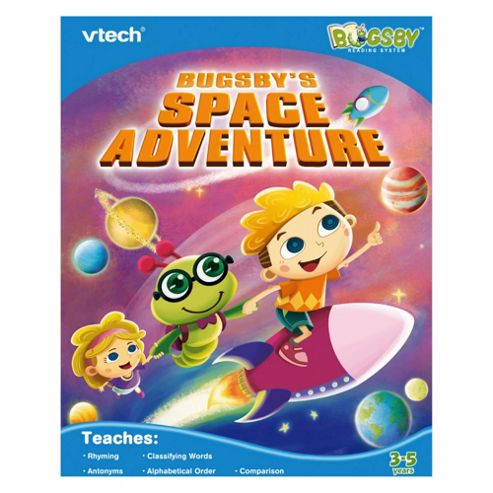 VTech Bugsby Space Adventure Book