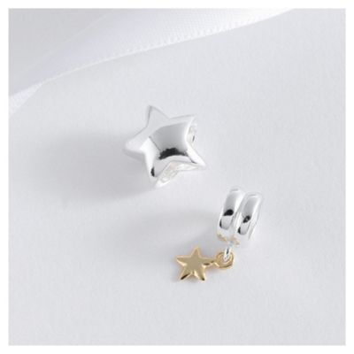 Sterling Silver Star 2 Pack