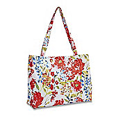 Cooksmart Floral Romance PVC Shoulder Bag