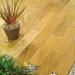 Natural Teakwood Decking 800x200