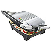 Breville VST025 3 Slice SandwichToaster - Brushed stainless steel
