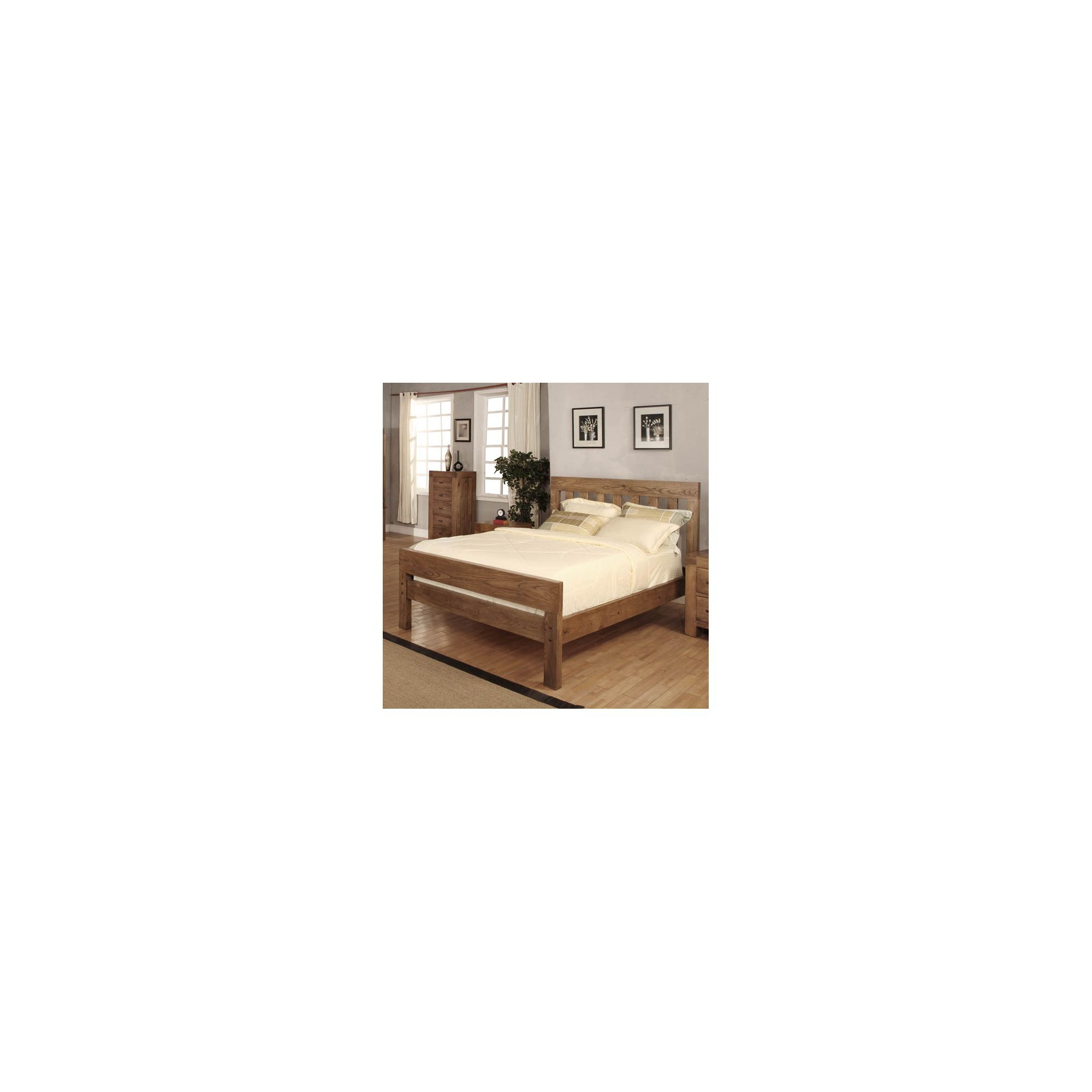 Hawkshead Santana Bed Frame - 4' 6'' Double at Tesco Direct