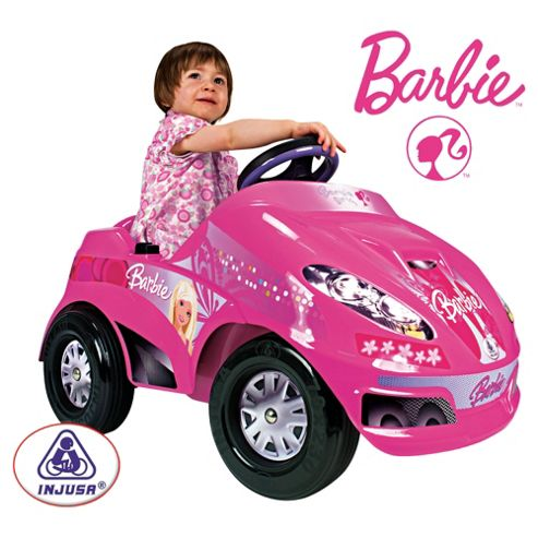 Barbie Speedy 6V Ride-On Car