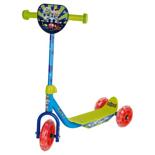 Toy Story 3-Wheel Scooter