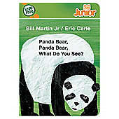 LeapFrog Tag Junior Panda Bear Software
