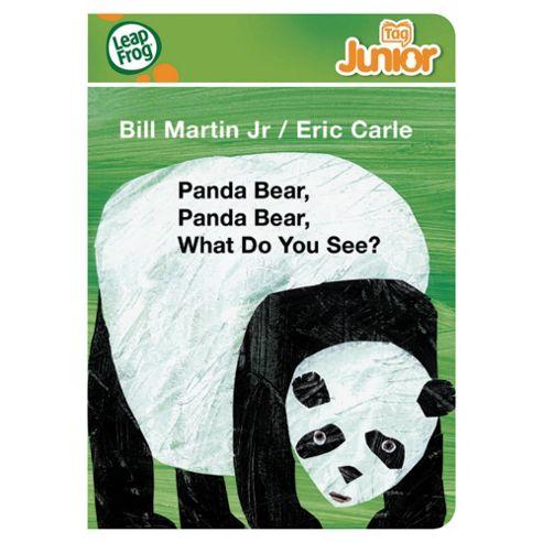 LeapFrog Tag Junior Panda Bear Software