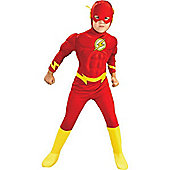 Discontinued - The Flash - Child Costume 5-6 years