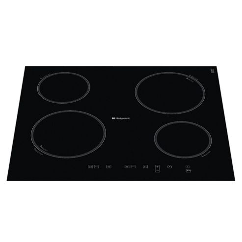 Hotpoint CIC642 Induction Hob Black