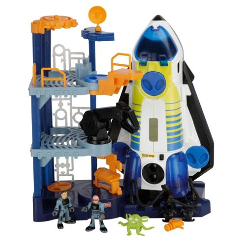 imaginext space shuttle accessories - photo #1