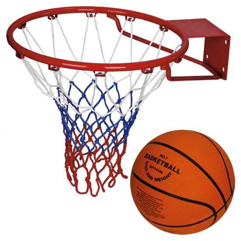 Activequipment basketball ring set
