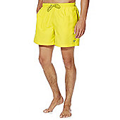 F&F Short Length Swim Shorts - Yellow
