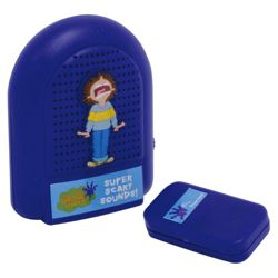Horrid Henry Scary Sounds Machine