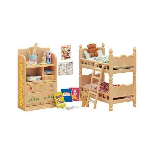 Buy Sylvanian Families Children 39 S Bedroom Furniture From Our All Sylvanian Families Toys Range