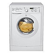 Indesit IWDD7143 Washer dryer, 7Kg Wash Load, 1400 RPM Spin,