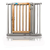 Bettacare Auto Close Gate Wooden with 7.2cm Extension