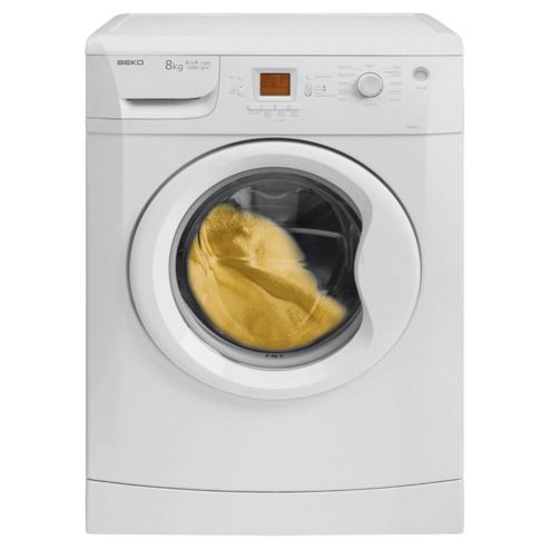 Beko WME8227W white washing machine