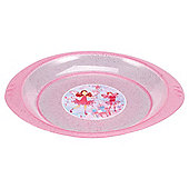 Tesco Sparkly Princess Plate