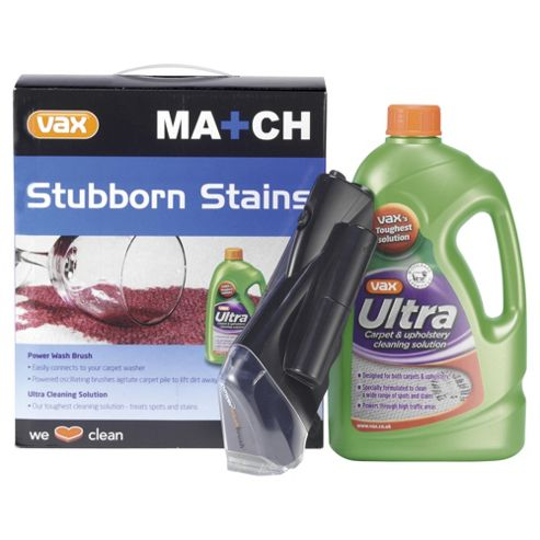 Vax Match Stubborn Stains Kit, Green