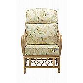 Desser Oslo Chair - Perth Fabric - Grade A - Natural Wash
