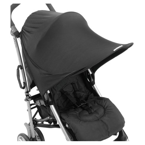 d351f58095b Summer Infant RayShade UV Protective Stroller Sun Shade in Black