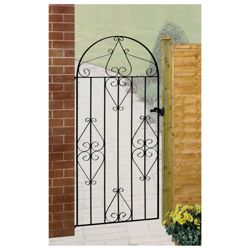 Burbage Classic Bow Top Single Metal Gate CB41
