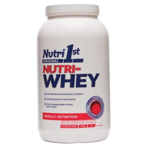 NutriWhey Protein Original Strawberry 1kg