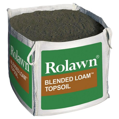 Rolawn Blended Loam Topsoil, 1m³