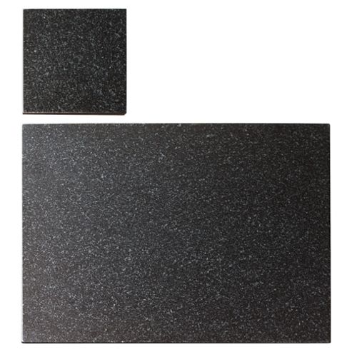 Tesco Finest Set of 4 Granite Placemats and Coasters