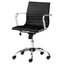 Monroe Office Chair, Black