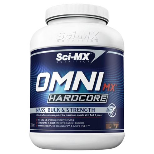 Sci-Mx Omni-Mx Hardcore 2.030kg Chocolate