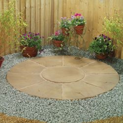 Lincoln Weathered Bronze Circle Kit 1.5m Diameter