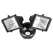 Byron 150W Twin Halogen Security Floodlight