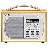 Pure EVOKE-1S Luxury DAB/FM Portable Radio - Maple