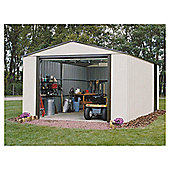 Rowlinson 12x31 Metal Shed