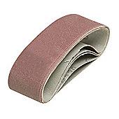 Silverline Sanding Belts 40 x 305mm 5pk 120 Grit