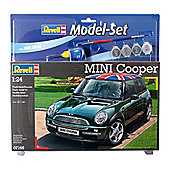 Revell Mini Cooper Model Set