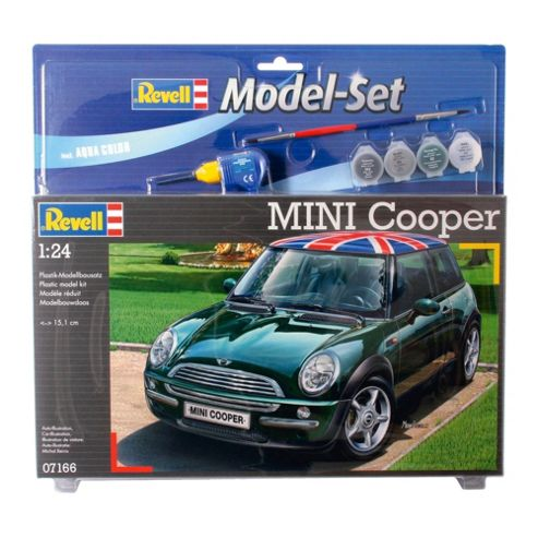 Revell Mini Cooper 1:24 Scale Model Set