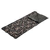 Tesco Sleeping Bag, Camouflage