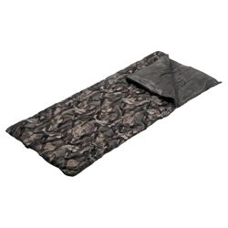 Tesco Sleeping Bag, Camouflage