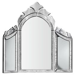 Venetian Dressing Table Mirror 68X65Cm