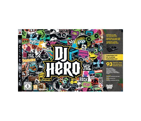D J Hero Bundle