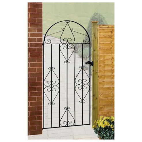 Burbage Classic Bow Top Single Metal Gate Cb42